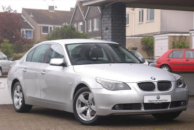 BMW 5 Series Saloon 525d SE