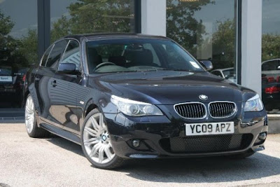 BMW 5 Series Saloon 535d M Sport