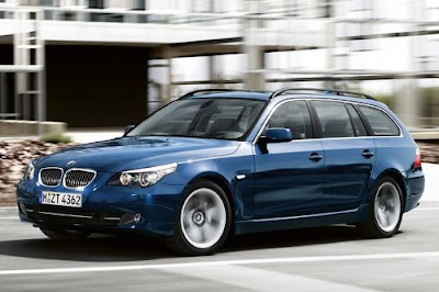 BMW 5 Series Touring 550i M Sport