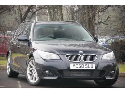BMW 5 Series Touring 525d M Sport