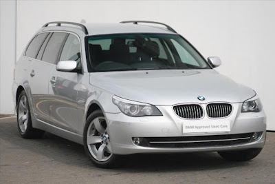 BMW 5 Series Touring 530d SE