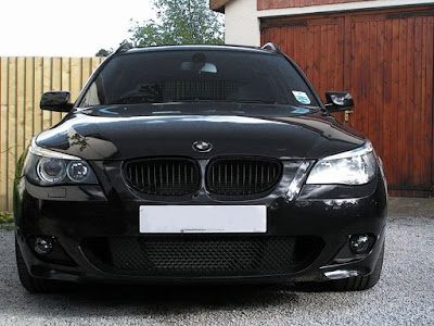 BMW 5 Series Touring 535d SE
