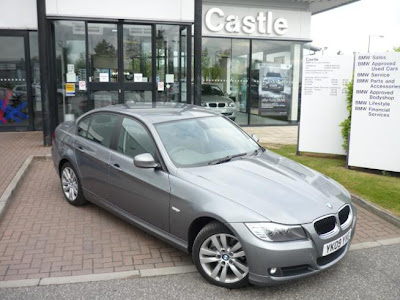 BMW 3 Series Saloon 320d SE