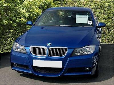 BMW 3 Series Saloon 325i M Sport