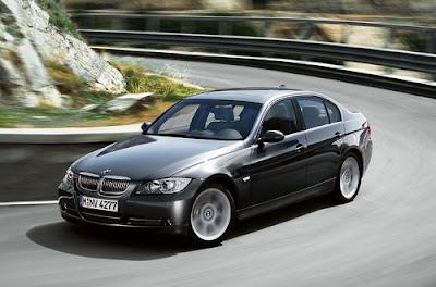 BMW 3 Series Saloon 335i SE
