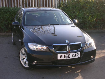 BMW 3 Series Saloon 318d ES