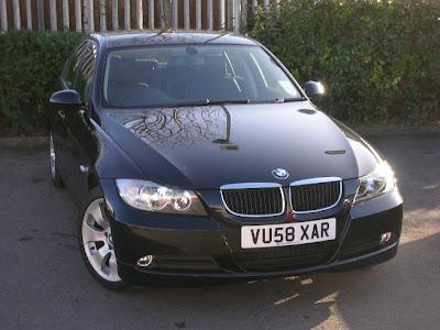 BMW 3 Series Saloon 318d ES
