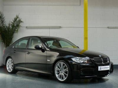 BMW 3 Series Saloon 330d M Sport