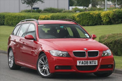 BMW 3 Series Touring 320i M Sport