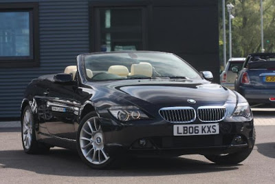 BMW 6 Series Convertible 650i Sport