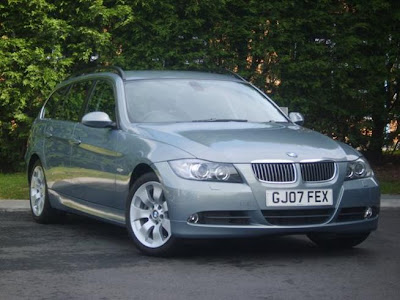 BMW 3 Series Touring 330i SE