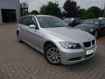 BMW 3 Series Touring 320d SE