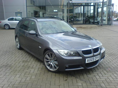BMW 3 Series Touring 320d M Sport