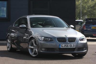 BMW 3 Series Coupé 335i SE