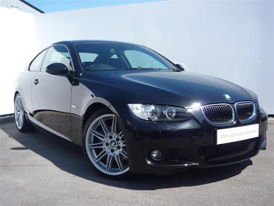Technical specifications BMW 3 Series Coupé 325d M Sport