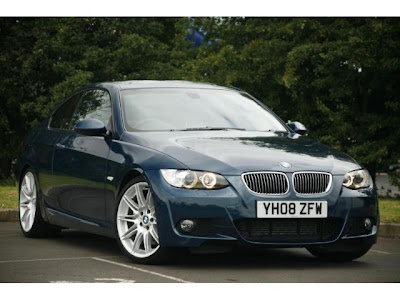 Bmw 330d M Sport Touring. Series Coupé 330d M Sport