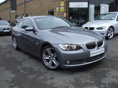 BMW 3 Series Coupé 335d SE