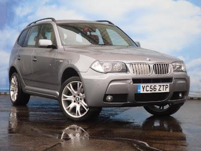 BMW X3 xDrive35d SE