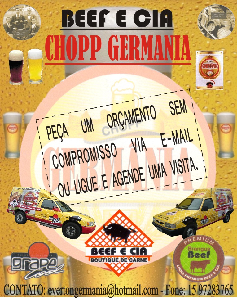 CHOPP GERMANIA