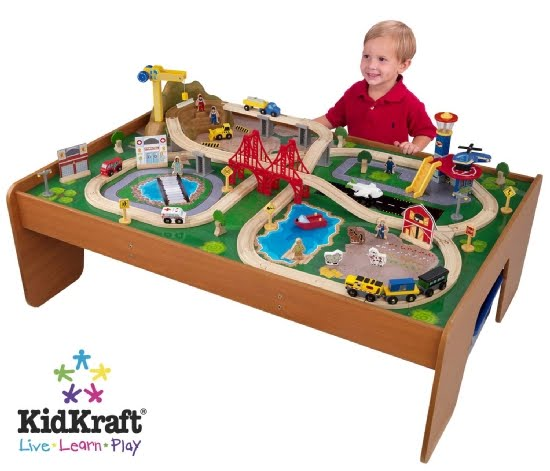 Fabulous KidKraft Wooden Train Table 550 x 471 · 39 kB · jpeg