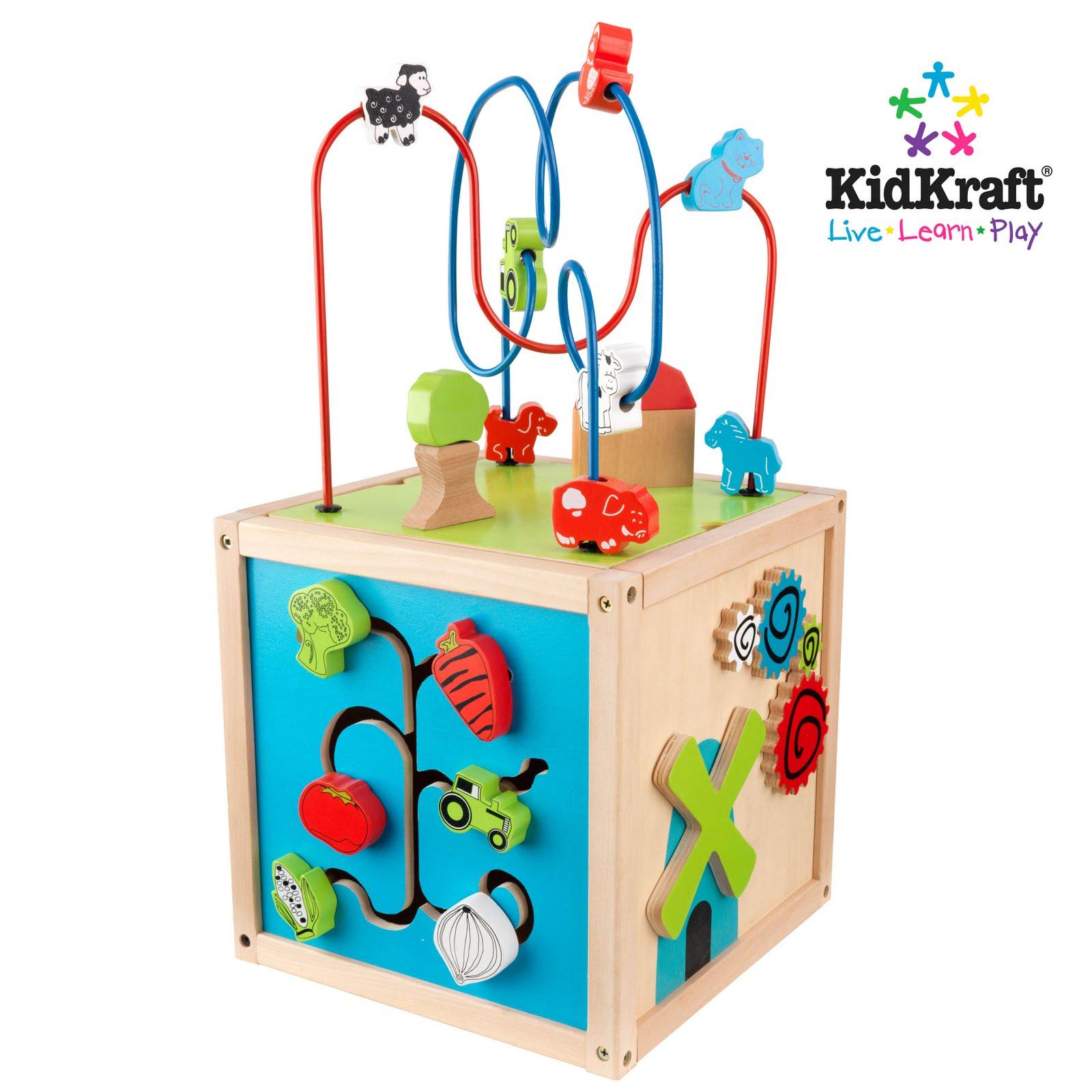 Children's Wooden Toys Toy Play Kitchen Furniture Dollhouse KidKraft Teamson Guidecraft Reviews ...