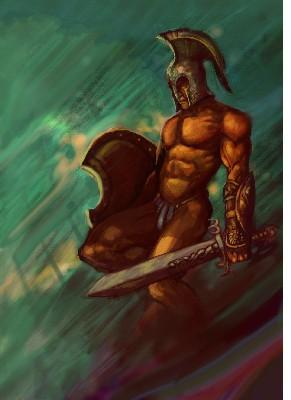 La verdadera historia de Kratos
