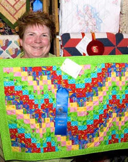 Quilting - Traditional Pattern & Techniques - Bargello