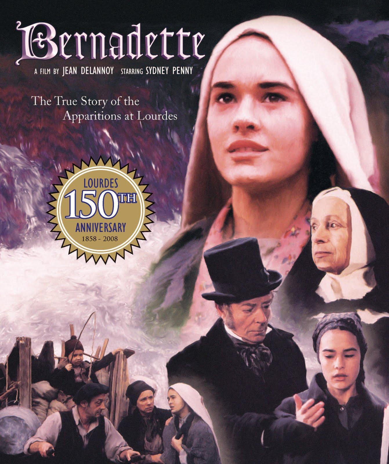 Thánh nữ Bernadette – Đức Mẹ Lộ Đức