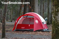 Smoky Mountains National Park is closing the Smokemont Frontcountry campgrounds