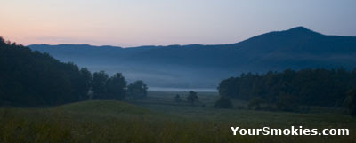 Last chance to hike and bike the Cades Cove Loop without traffic!