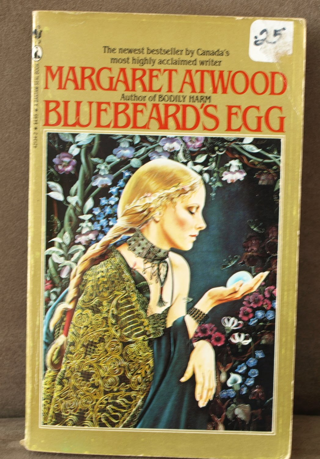 the theme of perception in bluebeards egg by margaret atwood