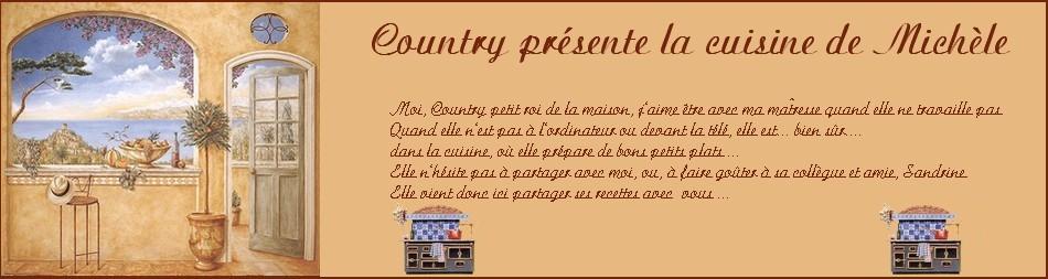 Country présente la cuisine de Michèle