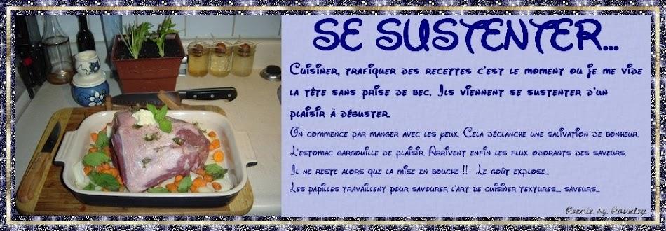 SE SUSTENTER..