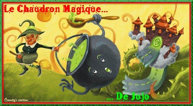 Le Chaudron Magique de Jojo