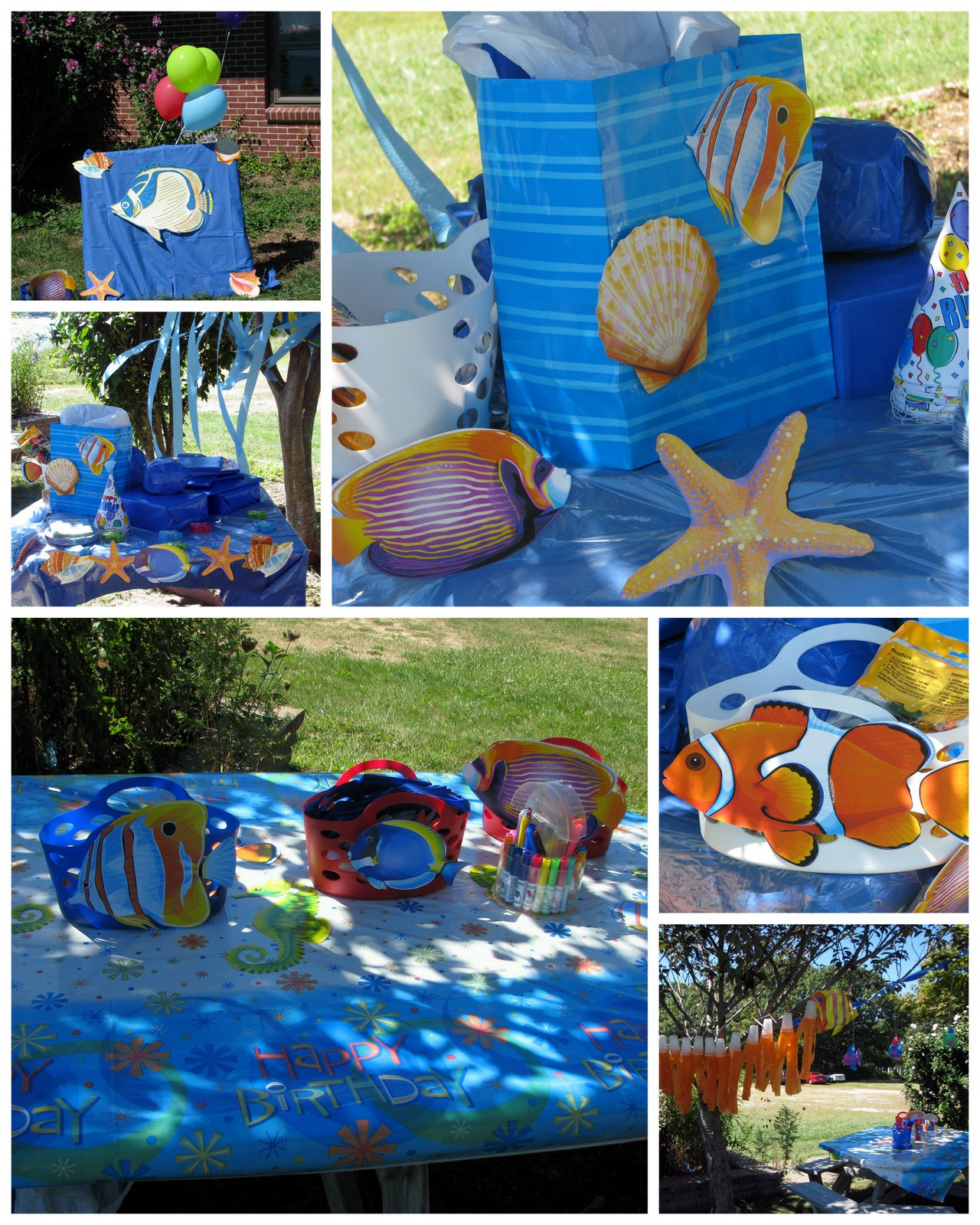 Under The Sea Theme Room Ocean Decor Kids Decorating Ideas
