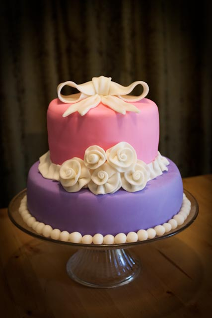 Cakes and Cooking: Little Girls Birthday Cake