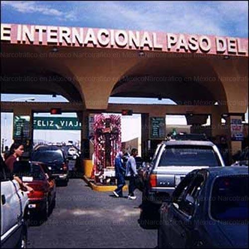 Explosivo provoca el cierre por dos horas de puente internacional en ju rez narcotr fico en m xico - La hora en el paso texas ...