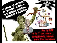 AFICHE FEMINISTAS LAS CHORAS DEL PUERTO, VALPARAÍSO