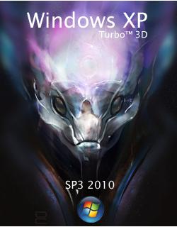 Download Windows+XP Turbo%E2%84%A2+3D+SP3+2010 Baixar Grátis   Windows XP Turbo™ 3D SP3 2010