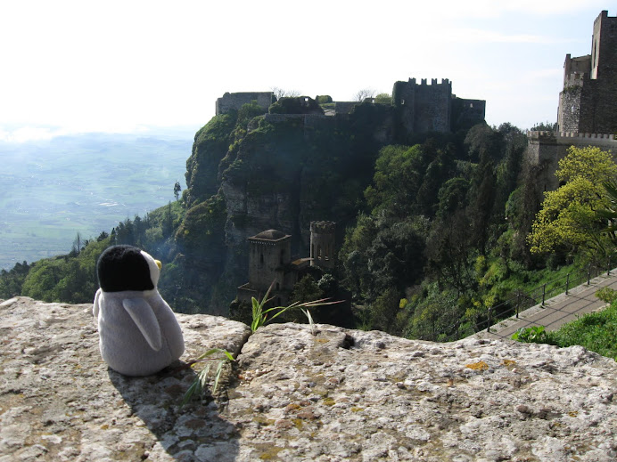 Living life on the edge in Erice, Sicily