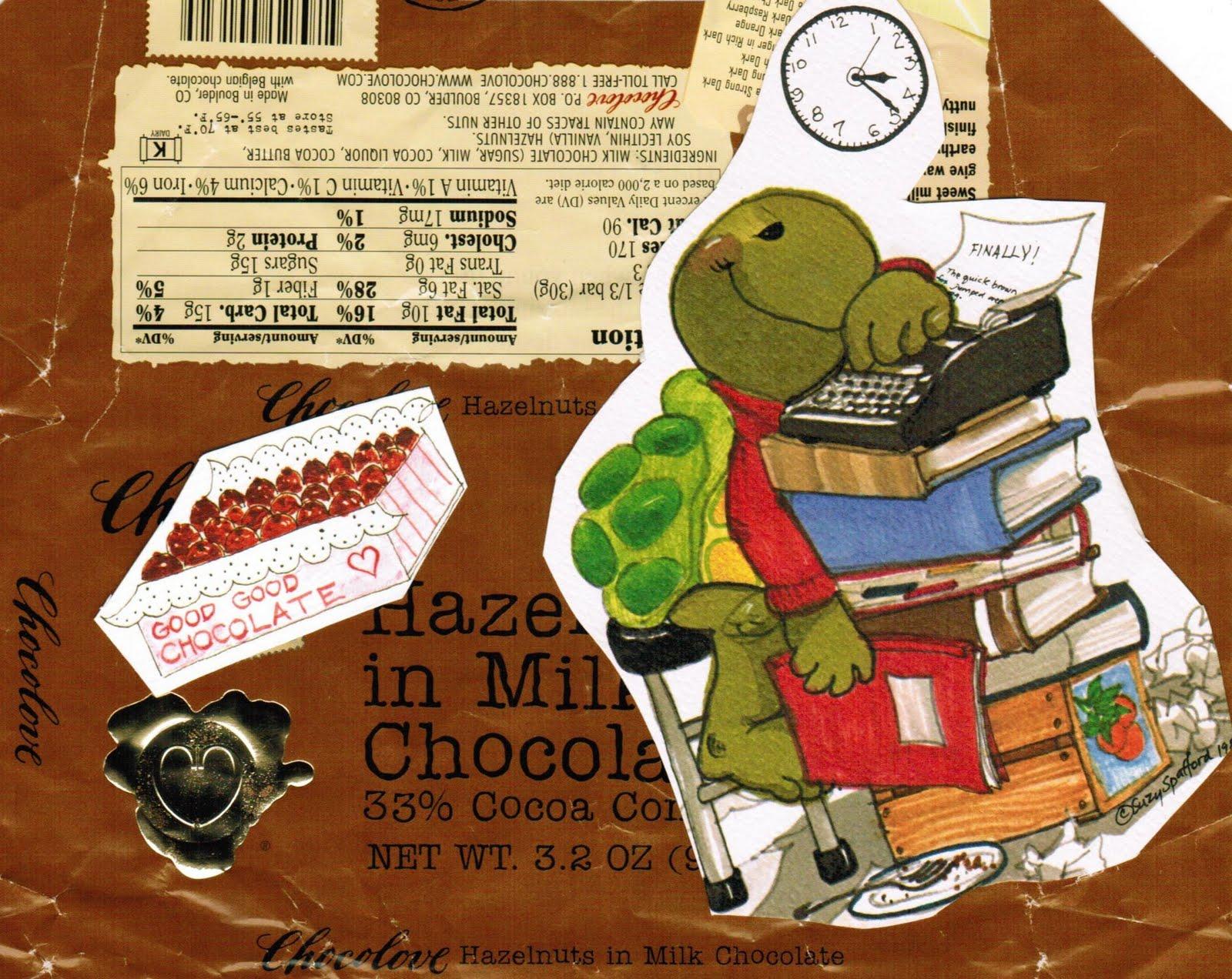 chocoquiz March 18, 2009 March 19,
