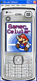 Emulador de jogos java para celular