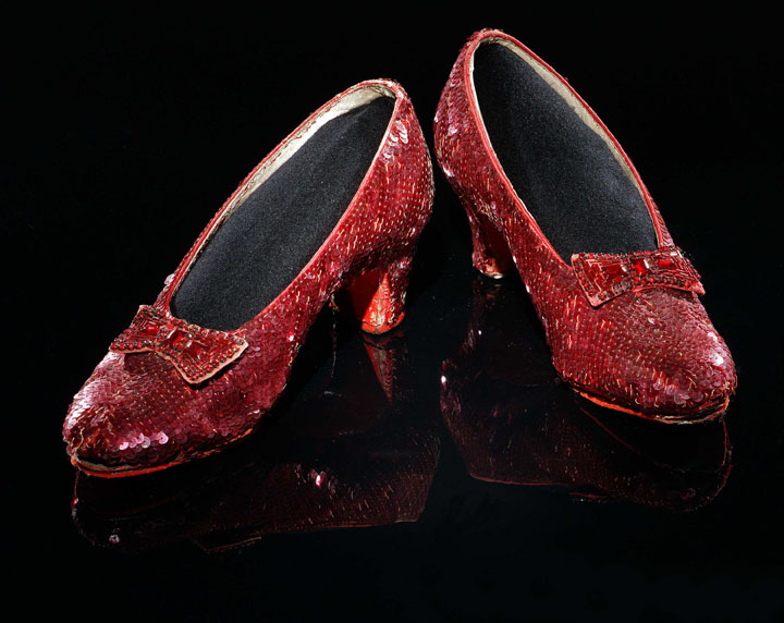wizard-of-oz-ruby-slippers jpgWizard Of Oz Ruby Slippers Under House