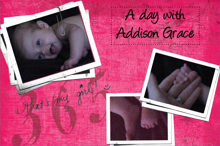 A day with Addison