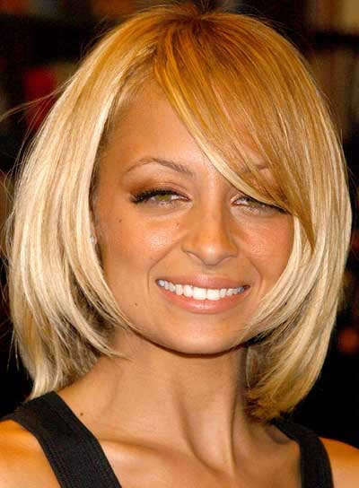 Nicole Richie Short Haircut
