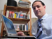 Foto actual de Gonzalo Orti del Hoyo de la Primera Promoción del Colegio Los Olmos