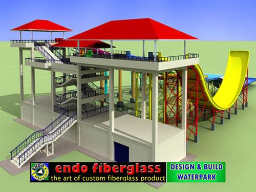 desain waterpark