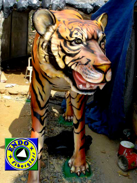 Patung Harimau Untuk Di jual