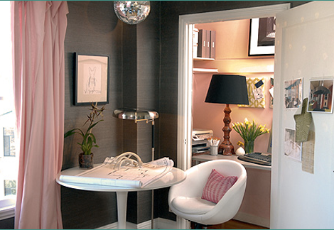 Decorganizing Wednesday: Office Closets