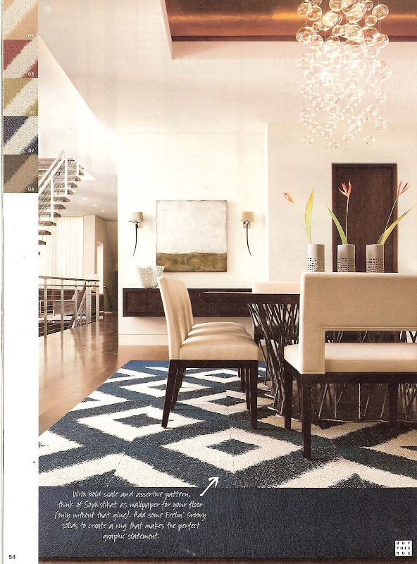 am loving this rug from flor individual carpet tiles that work in  title=